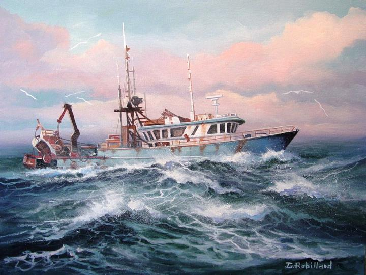 Gallery for Bering sea fishing
